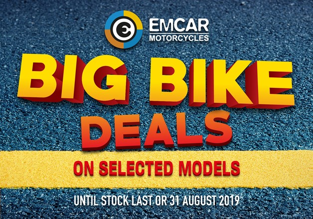 Emcar Motorcycles Big Bike Deals
