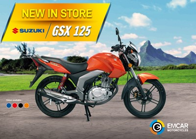 NEW Arrival  GSX125